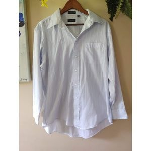 Christian Dior Long Sleeve Button Down Dress Shirt